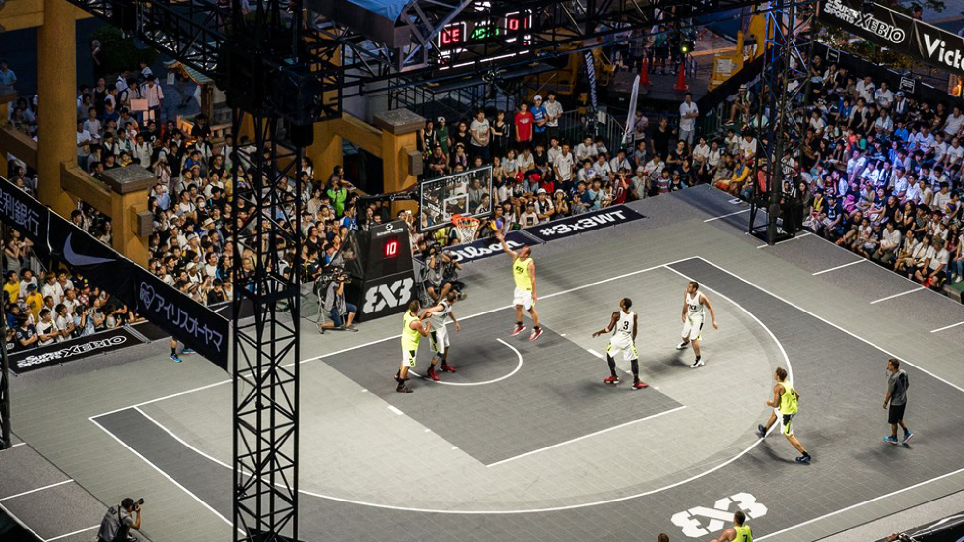Ligue de basketball 3×3 de Gatineau