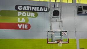 Pratique des habiletés de basketball individuelles libre