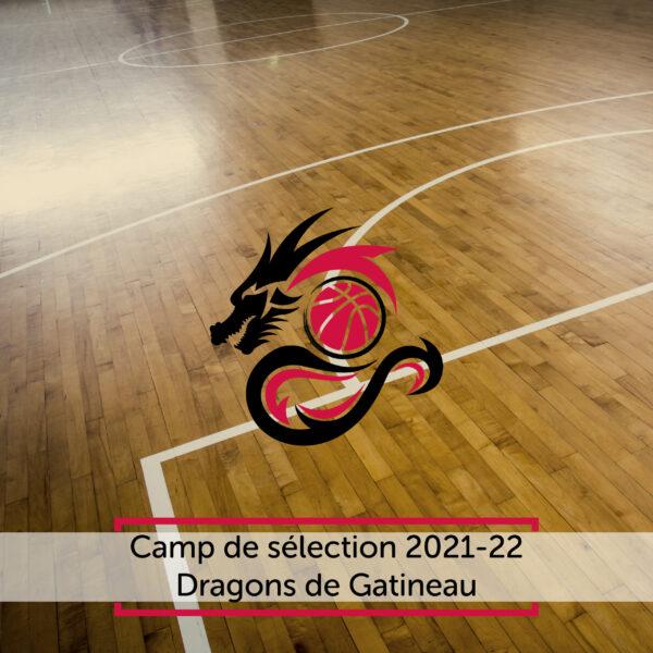 Dragons de Gatineau - Camp de sélection