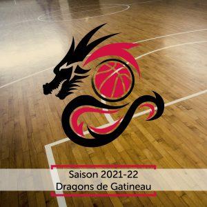 Dragons de Gatineau - Saison 2021-22